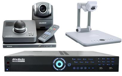配备大尺寸灯箱,轻松呈现负片,幻灯片,x光片等素材;整合aver 软体平台